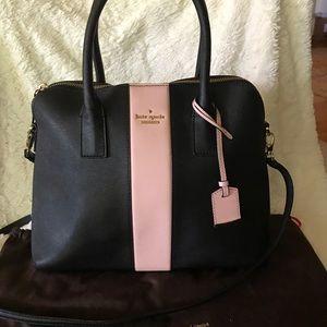 Kate Spade handbag with detachable strap